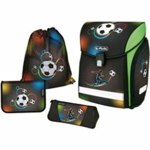 Herlitz - Ranzenset Midi Plus, Soccer