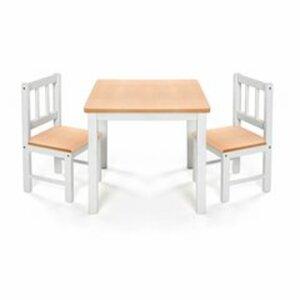 Reer - Sitzgruppe Junior Holz, weiß