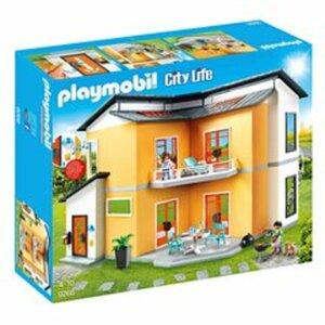PLAYMOBIL - 9266 Modernes Wohnhaus