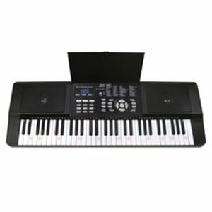61 Tasten-Keyboard, schwarz