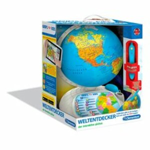 Galileo - Interaktiver Globus