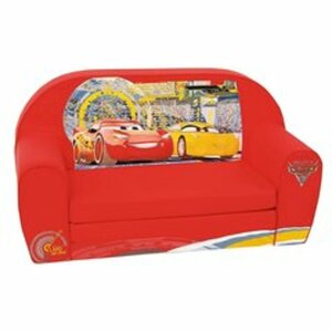 Simba - Disney Cars Sofa, rot