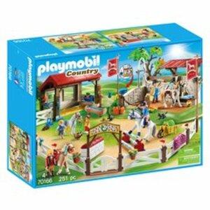 PLAYMOBIL - 70166 Großer Reitparcours