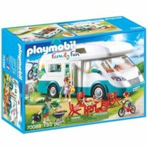 PLAYMOBIL - 70088 Familien-Wohnmobil