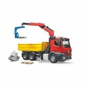 Bruder - Arocs Baustellen LKW mit Kran