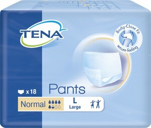 Tena Pants normal Einweghose ,  Größe: L