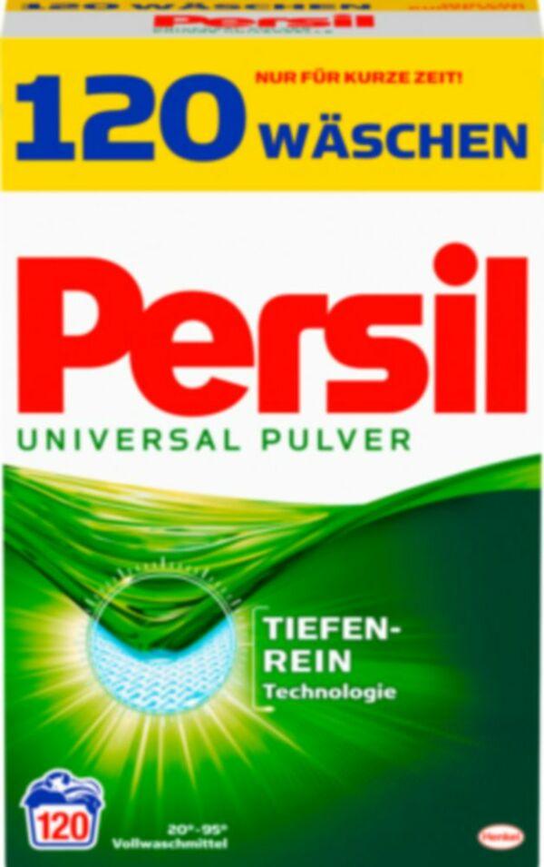 Persil Vollwaschmittel Pulver 120WL
