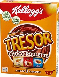 Kellogg's Tresor Choco Roulette 375g