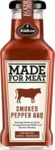 Kühne Made for Meat Smoked Pepper BBQ Flasche 235ml