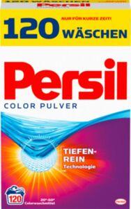Persil Colorwaschmittel Pulver 120WL