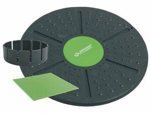 Schildkröt Fitness Balance-Board / Fitnesskreisel inkl. Anti-Rutsch-Pad
