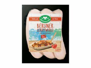 Eberswalder Berliner Currywurst