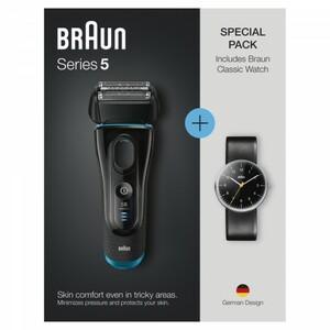 Braun Herrenrasierer 5154s ,  Series 5 , inkl. Braun Uhr