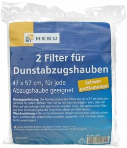 *Dunstabzugshauben-Filter