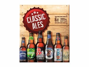 Marston's Classic Ales of England