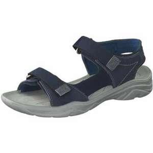 Ricosta Trekking Sandale Jungen blau