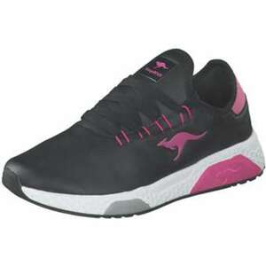 KangaROOS Kadee Race Sneaker Mädchen schwarz