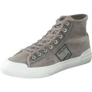Replay Radio High Sneaker Herren grau