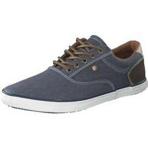 Tom Tailor Leinen Sneaker Herren blau