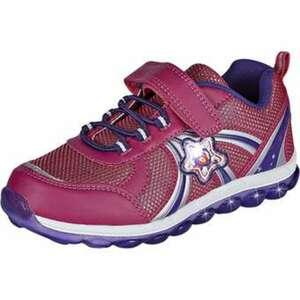 Indigo Sneaker Mädchen pink