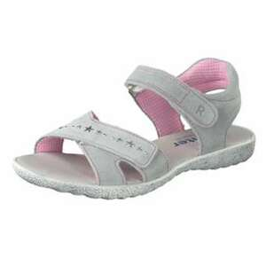 Richter Sandale Mädchen grau
