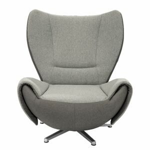 home24 Designersessel Tom Webstoff