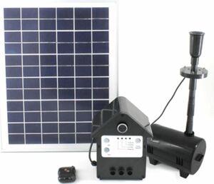 Mauk 1888 Solar-Teichpumpen-Set 10 W