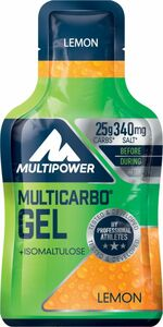 Multicarbo Gel Lemon Multipower 40 g