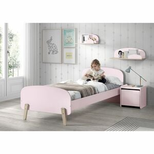 home24 Bett Kiddy (inkl. Lattenrost)