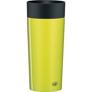 alfi Coffee-to-go Becher / Isolier Trinkbecher / Thermobecher 350 ml isoMUG PLUS Apfelgrün