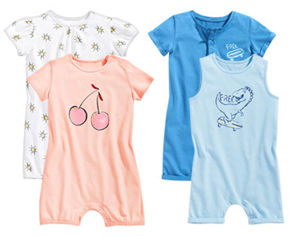 Bild 1 von impidimpi Baby-/Kleinkinder-Nachtwäsche, 2er-Set