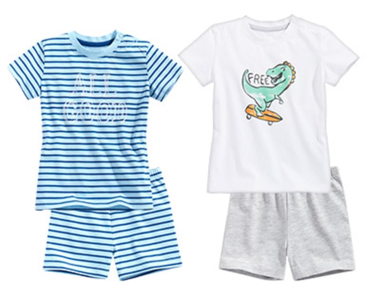 Bild 2 von impidimpi Baby-/Kleinkinder-Nachtwäsche, 2er-Set