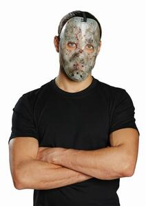 Hockey Maske fluoreszierend