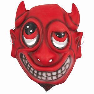 Kindermaske Teufel