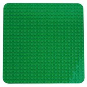 LEGO DUPLO - 2304 Große Bauplatte, grün