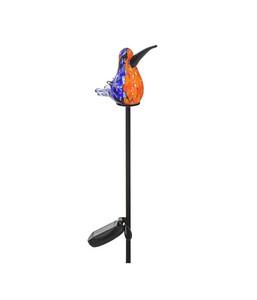 Dehner Solarstab Eisvogel, 130 cm