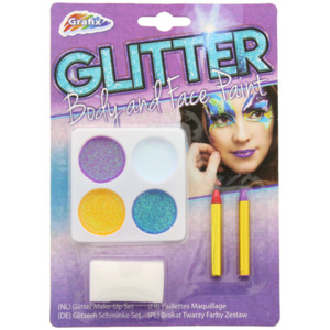 Grafix Glitzerschminke