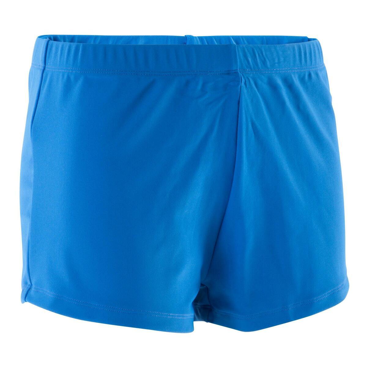 Bild 1 von Gymnastikhose kurz 500 Jungen Herren blau