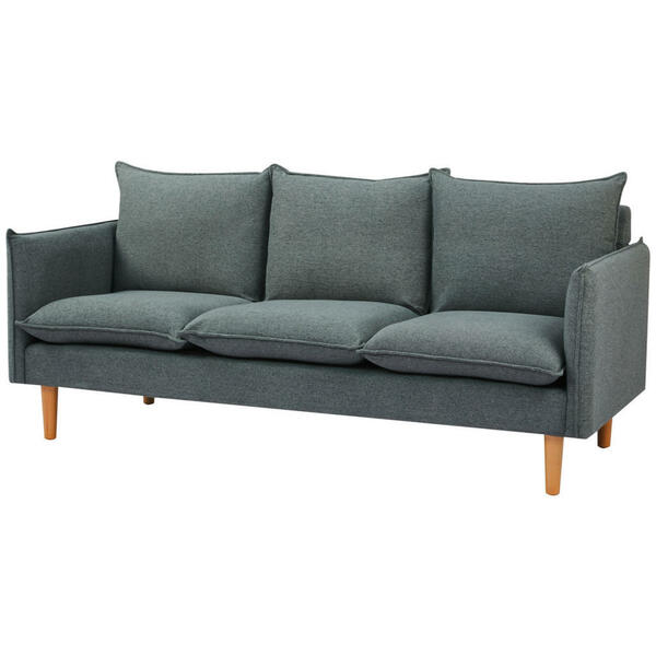 Novel SOFA Webstoff Grau