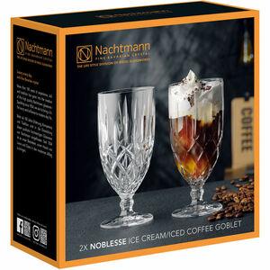 Nachtmann Eiscafé-Pokal Noblesse, 2er-Set