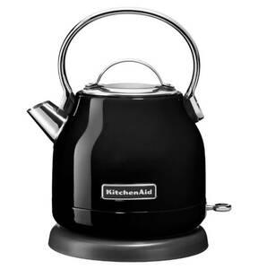 KitchenAid             Wasserkocher 1,25 l onyx-schwarz 5KEK1222EOB