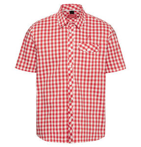 Schöffel             Outdoorhemd, Kurzarm, kariert, für Herren