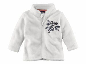 LUPILU® Baby Mädchen Teddypullover-/ Jacke