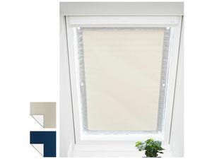 Lichtblick Dachfenster Sonnenschutz Haftfix, ohne Bohren, Verdunkelung