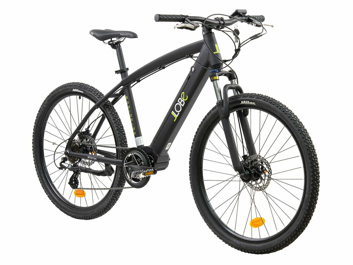 Bild 1 von Llobe E-Bike Alu Mountainbike Rapidride, 27,5 Zoll