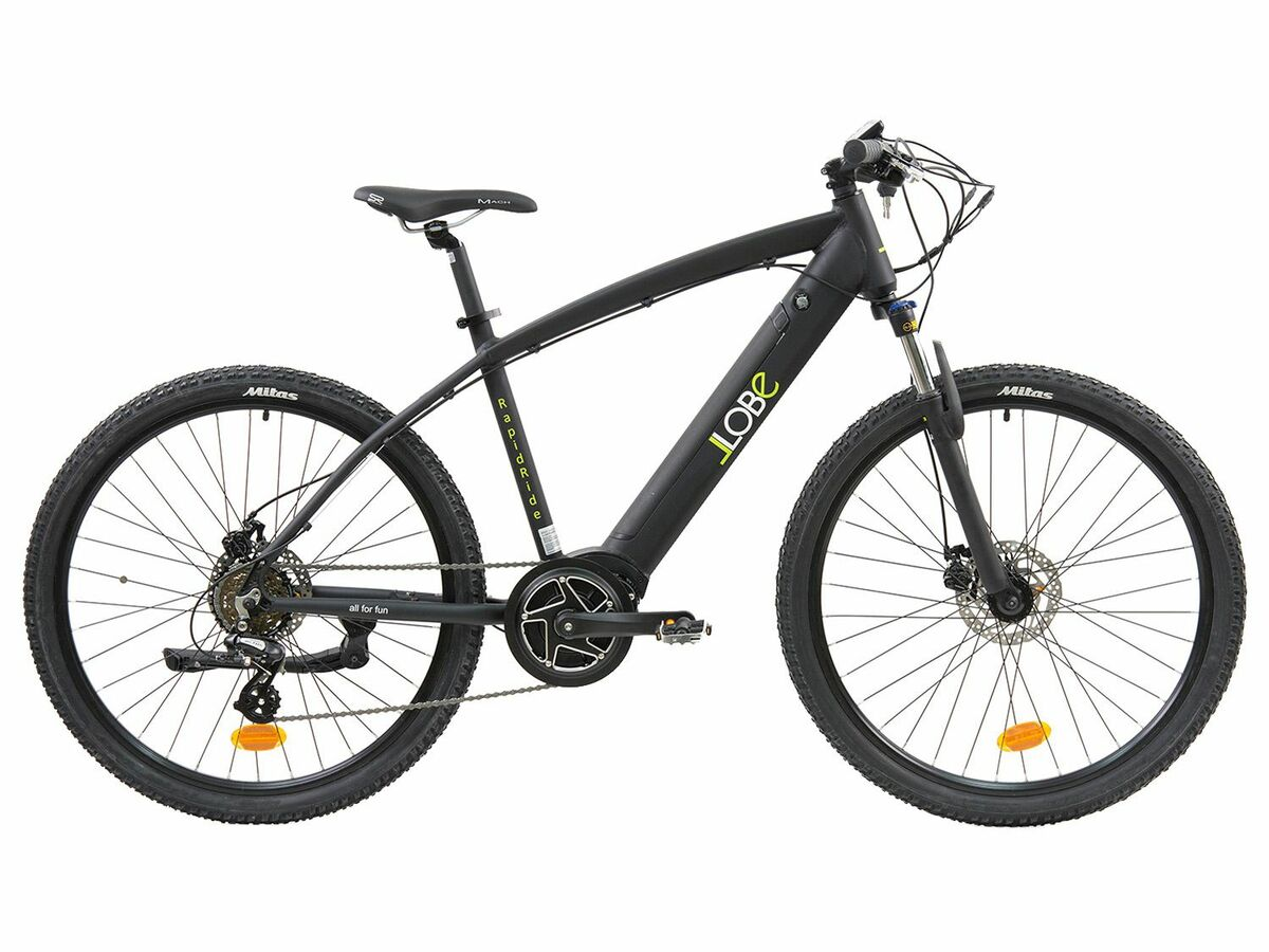 Bild 2 von Llobe E-Bike Alu Mountainbike Rapidride, 27,5 Zoll