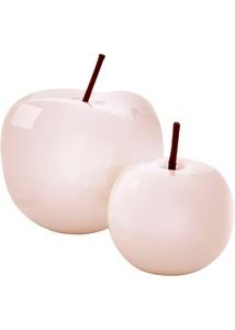 Deko Äpfel (2tlg.-Set)