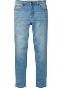 Premium-Stretch-Jeans mit T-400 Slim Fit Straight
