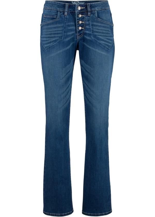 Multi-Stretch-Jeans Bootcut