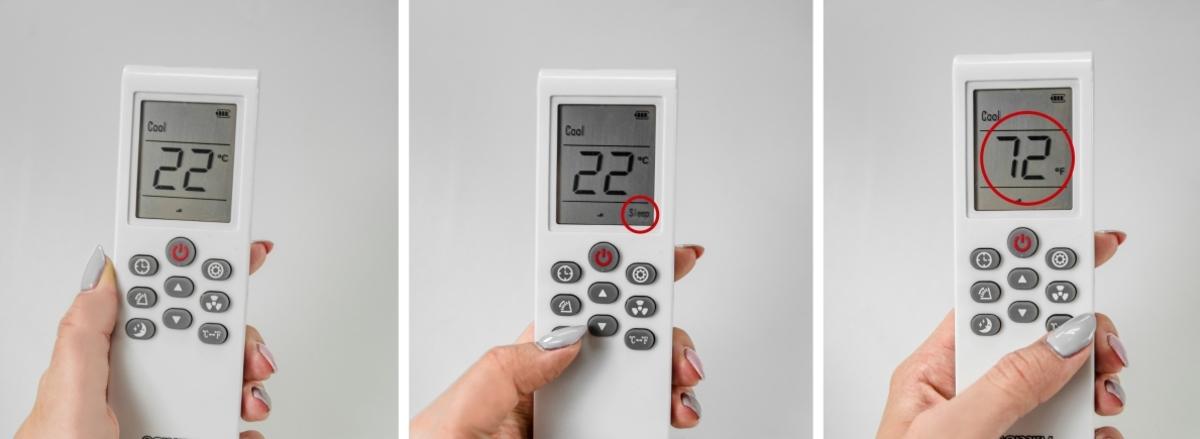 Bild 4 von Eycos Klimaanlage PAC-3910C Touch